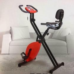Bicicleta de ejercicio Ultra-silencioso equipo de entrenamiento interior casa giratoria bicicleta estacionaria carga de bicicleta interior ciclismo bicicletas deportes HWC