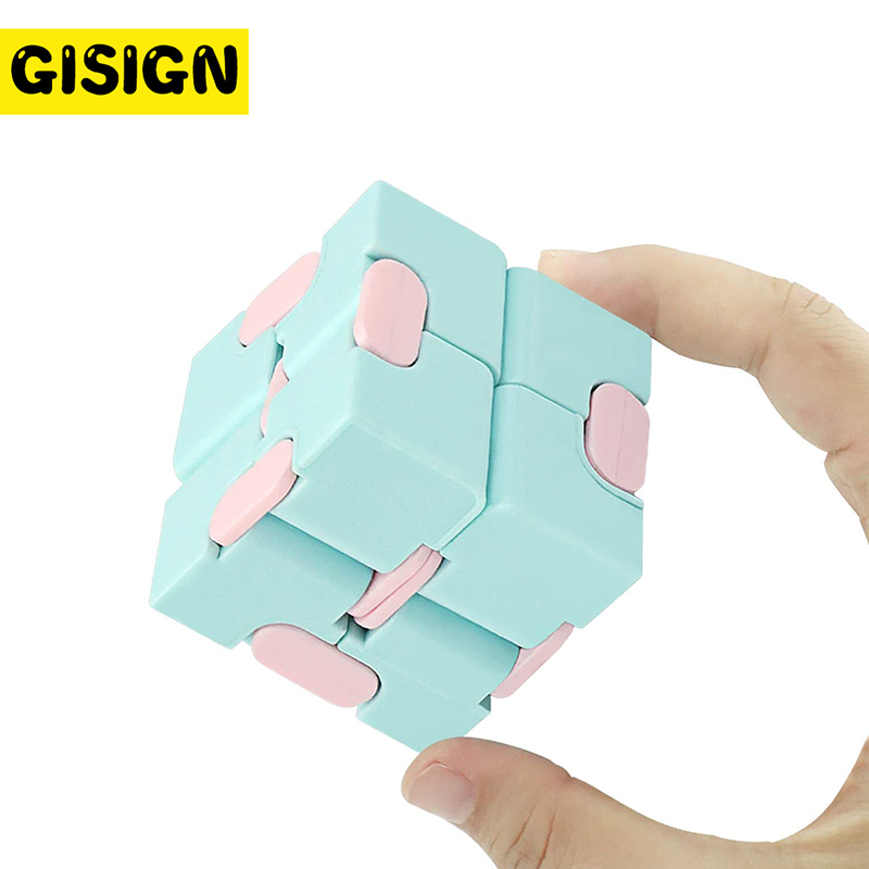 Magic Hand Antistress Infinity Cube Anti Stress Toy Square Puzzle Toys Relieve Stress Funny Game Maze Child Adult Toys