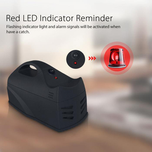 Hot 3C-Electronic Mouse Rat Trap Rodent Pest Killer WiFi Remote Control Electric Zapper