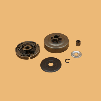 3/8 6T Clutch Drum Sprocket Washer Bearing Fit For STIHL MS180 MS210 MS230 MS250 MS 021 023 025 Gas Chainsaw Spare Parts switch shaft choke rod kit for stihl ms250 ms230 ms210 025 023 021 ms 250 230 210 chainsaw parts