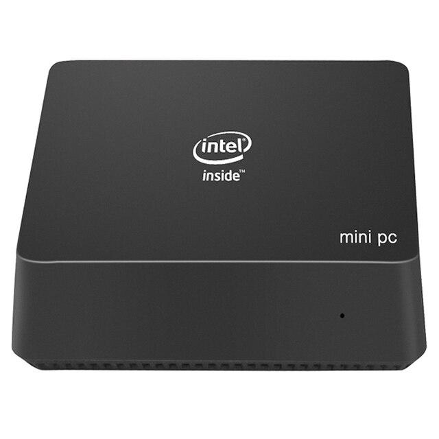 HOT-Ak5 Mini Pc Win10 Apollo Lake Celeron Dc Or Qc J3455 N3450 4Gb 64Gb 2.4G/5G Dual Band Wifi Win 10 64 Bits Linux Tv Box Compu 1