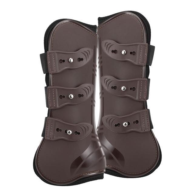 4 PCS Front Hind & Leg Equestrian Boot Set 4