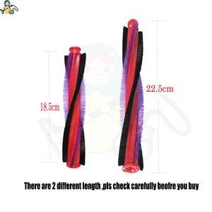 Image 1 - Barra de escova de cerdas de náilon de substituição para dyson v6 dc58 dc59 sv03 sv073 dc62 escova 963830 01 963830 02 peças de reposição acessórios