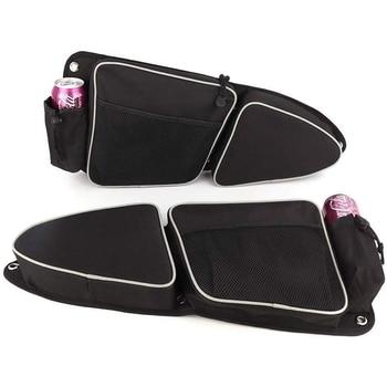Car Hanging Bag Side Door Storage Bag Seat Side Hanging Sundry Sorting Bag Multi Function Bag In Locomotive