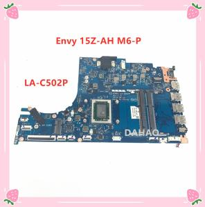 FOR HP Envy M6-P 15Z-AH 15-AH laptop motherboard ACW51 LA-C502P 813021-601 813021-501 WITH FX-8800P AMD CPU 100% fully tested(China)