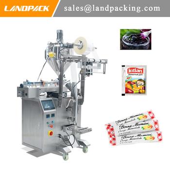Niska cena dżem marmolada pionowa forma maszyna uszczelniająca cena tanie i dobre opinie Land pack LD-320L Stojak tabeli Elektryczne