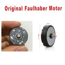 Substituição original faulhaber motor rotativo máquina de tatuagem forro do motor & shader substituir o motor de tatuagem para tatuagem arma giratória