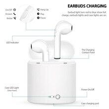 i7s Tws Wireless Headphones Bluetooth Earphones Earbuds Handsfree in ear Headset with Charging Box
