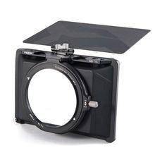 TILTA MB T15 4*5.65 صندوق غير لامع ل DSLR المرايا كاميرا TILTAING عدسة حلقة 55 مللي متر 58 مللي متر 77 مللي متر 67 مللي متر 52 مللي متر ل BMPCC 6K A7 GH5 5D4