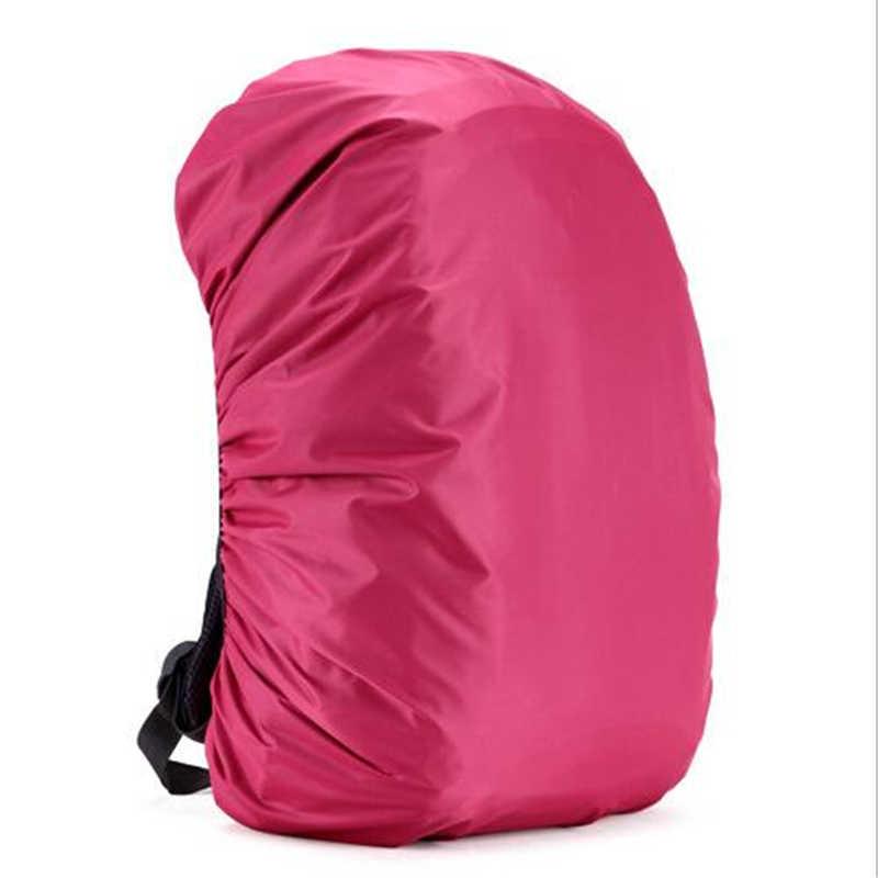 Sport Tasche Regen Abdeckung Für Rucksack 35L 45L Rucksack Regenschutz Wasserdichte Staubdicht Tasche Camo Taktische für Outdoor Camping Wandern