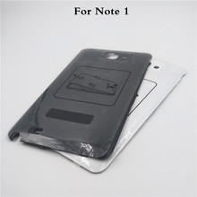 New Back Battery Cover Door Housing Case For Samsung Galaxy Note 1 I9220 N7000 Mobile Phone Repair Parts Replacement