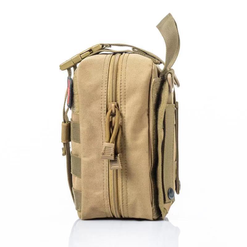 Truse de prim ajutor tactice sac medical de urgență în aer liber, - Vânătoare - Fotografie 3