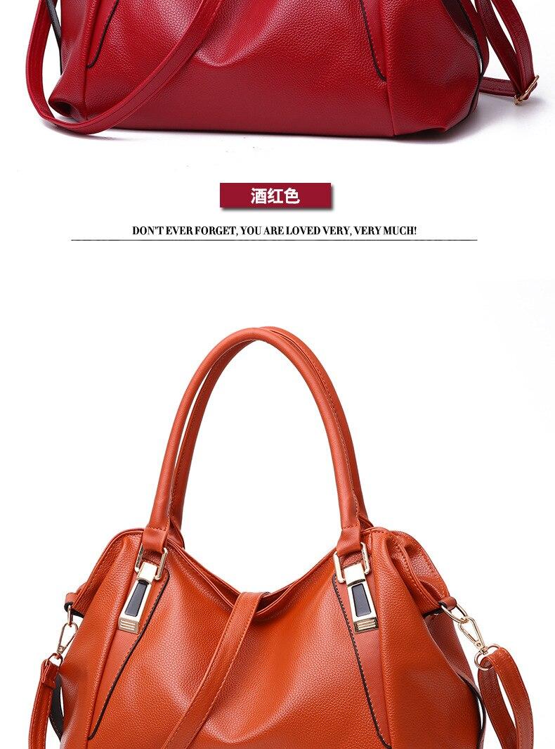 nova tendência portátil grande saco de moda