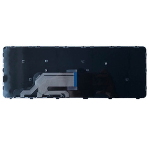 Image 3 - Teclado para ordenador portátil con marco, para HP Probook 430 G3 430 G4 440 G3 440 G4 445 G3 640 G2 645 G2