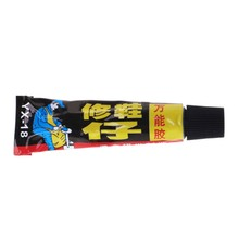 18ml Super Adhesive Repair Glue For Shoe Leather Rubber Canvas Tube Strong Bond(China)