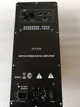 Class D Digital Power Amplifier Audio Module Active subwoofer amplifier board, amplificador subwoofer 500W subwoofer board tpa3116 digital amplifier board bluetooth 4 2 high power 2 1 hifi subwoofer bass module