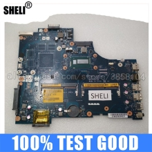 CPU Laptop Motherboard LA-9984P 5737 Dell Inspiron SHELI for 17R I5-4200U Vbw11/La-9984p/Cn-0w6xcw/..