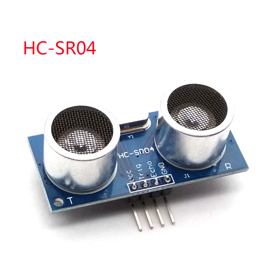 HC-SR04 HCSR04 to world Ultrasonic Wave Detector Ranging Module HC-SR04 HC SR04 Distance Sensor image