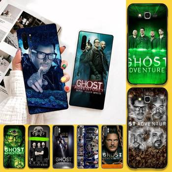 NBDRUICAI American documentary Ghost Adventures Black Phone Case For Samsung Galaxy J7 J8 J6 Plus 2018 Prime Note 7 8 9 10 pro image