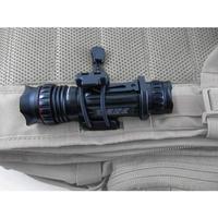 Clip Molle para mochila al aire libre, accesorios militares multifuncionales, hebilla colgante, soporte de engranaje