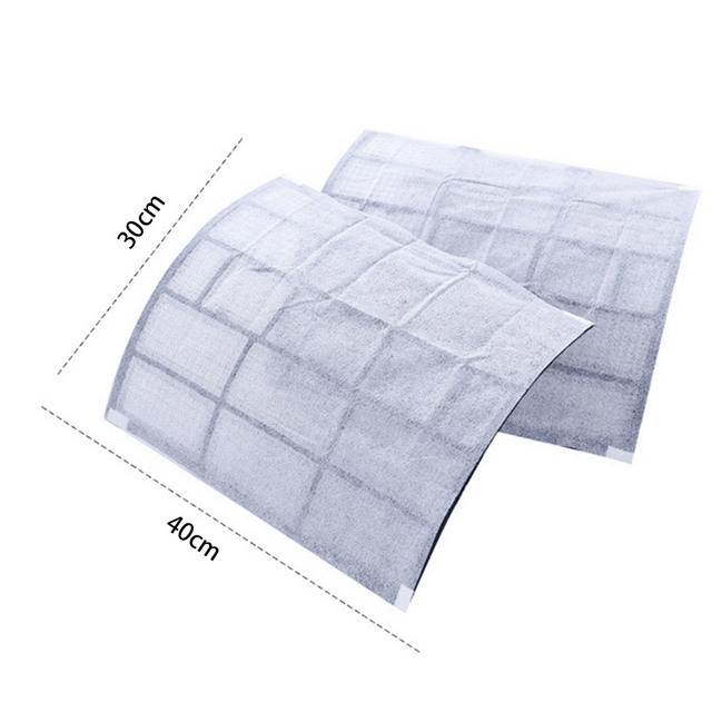 10 Sheet Practical Dustproof Paper PET Livingroom Office Dust Filter Home Hotel PM 2.5 Household Air Conditioning Filter 1