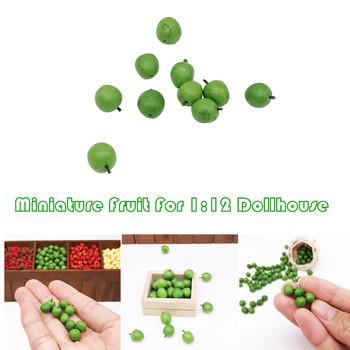 10 sztuk 1 12 domek dla lalek miniaturowy #8222 zielony owoc #8221 jabłko kuchnia jadalnia Model zagraj w zabawkę kuchnia jadalnia Model zagraj w zabawki edukacyjne prezenty Hot tanie i dobre opinie Z tworzywa sztucznego CN (pochodzenie) Zabawki kuchenne zestaw Unisex 6 lat KİTCHEN 1 13 NONE CN(Origin) Be careful of tiny unit and avoid to swallow it
