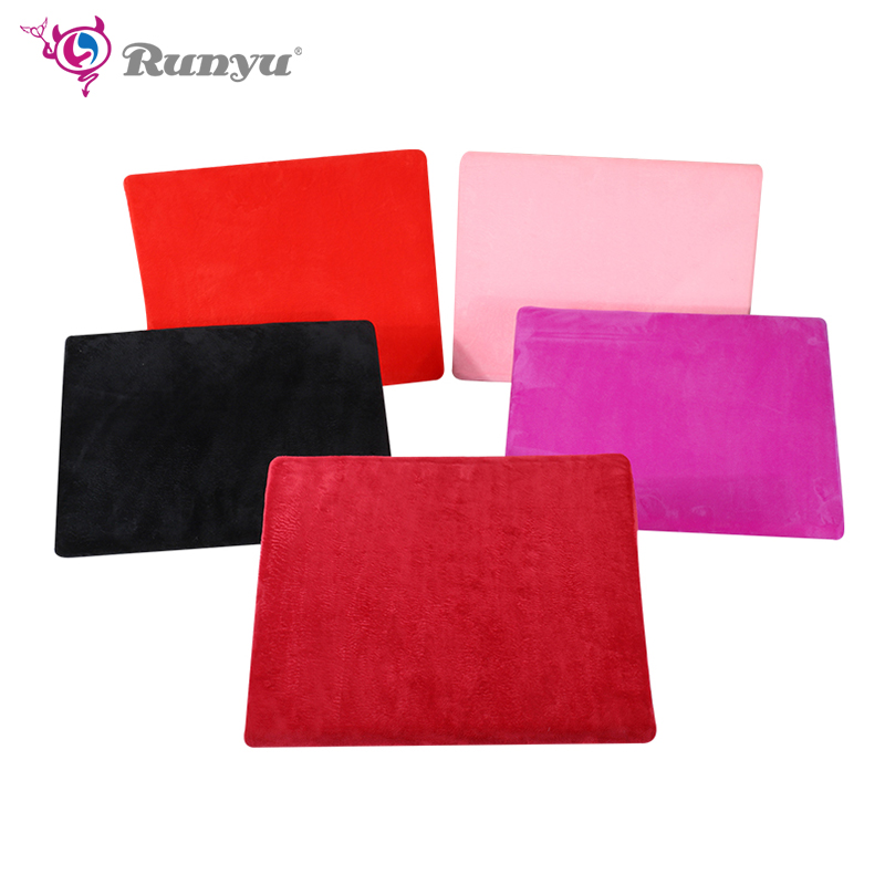 Runyu Sex Furniture for Lover Wedge Intimate Sex Positioning Pillow Microfiber Triangle Supportive Pillow image