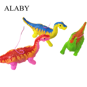 Dinosaur Toy Walking With Sound Animals Model 3D Projection Dinosaur Battery Operated Toy for Kids Baby Fine Electronic Pets electric walking dinosaur toys glowing simulation with sound animals model for kids boys children interactive