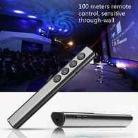 2,4 GHz RF USB Wireless Presentation Laserpointer, PowerPoint Presenter, laser Seite Stift Fernbedienung Für Den Unterricht Treffen