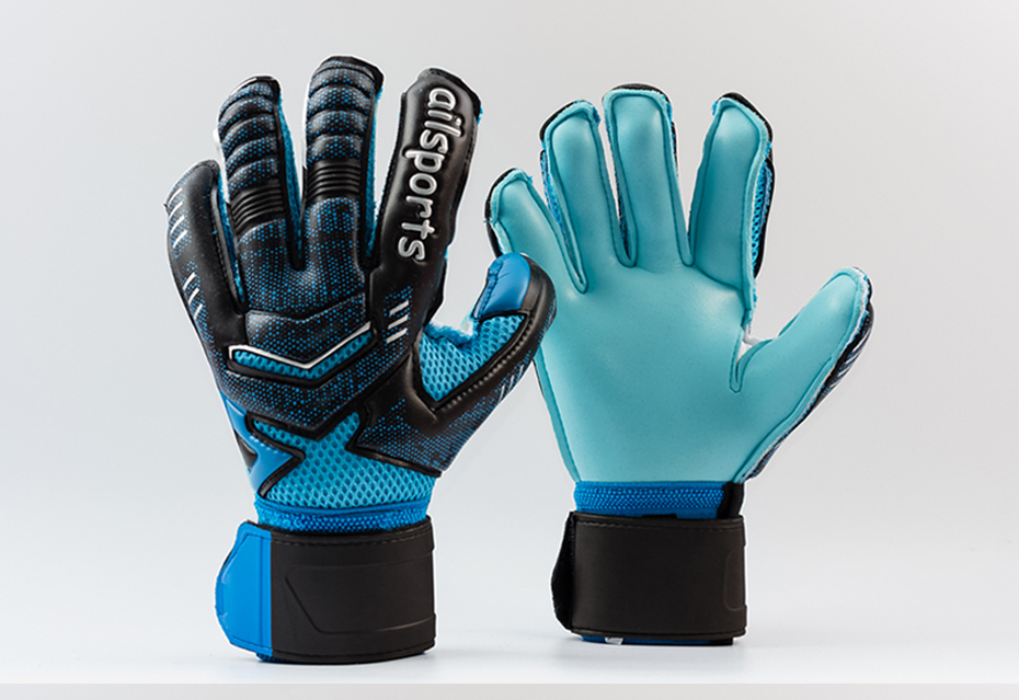 Professional Goalkeeper Gloves With Finger Protection 19