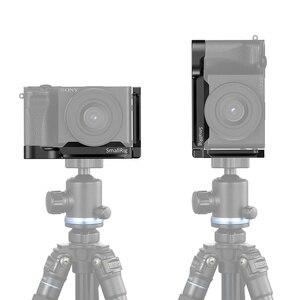 Image 5 - Smallrig a6600 l placa dslr câmera a6600 l placa l suporte para sony a6600 w/arca tipo placa para vlog vlogging rig 2503