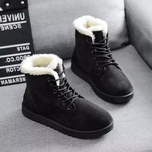 Women Boots 2019 Winter Shoes