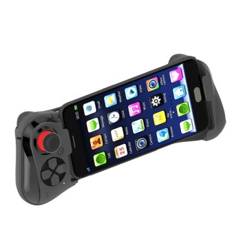 Mocute 058 Wireless Game Pad Bluetooth Android Joystick VR Telescopic Controller Gaming Gamepad PUBG Mobile Joypad for Iphone flydigi x9etpro bluetooth wireless game gaming controller gamepad for iphone for android aa battery control joystick