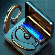 Auriculares bluetooth fones de ouvido fone de ouvido fone de ouvido sem fio para o jogo de vídeo à prova dwaterproof água