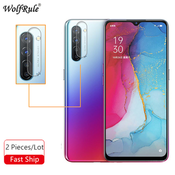 2PCS Lens Camera Tempered Glass For OPPO Reno 3 Camera Glass Screen Protector Protective Film For Reno 3 Lens Glass Reno 3 Reno3 2pcs oppo reno z glass oppo reno z tempered glass film hd protective full glue hard phone screen protector glass for oppo reno z