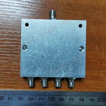 Power Splitter Combiner 4 Way 50OHMS от 1000 до 1800 MHz DC Pass 1GHz-1.8GHz SMA Приложения GPS связь системы