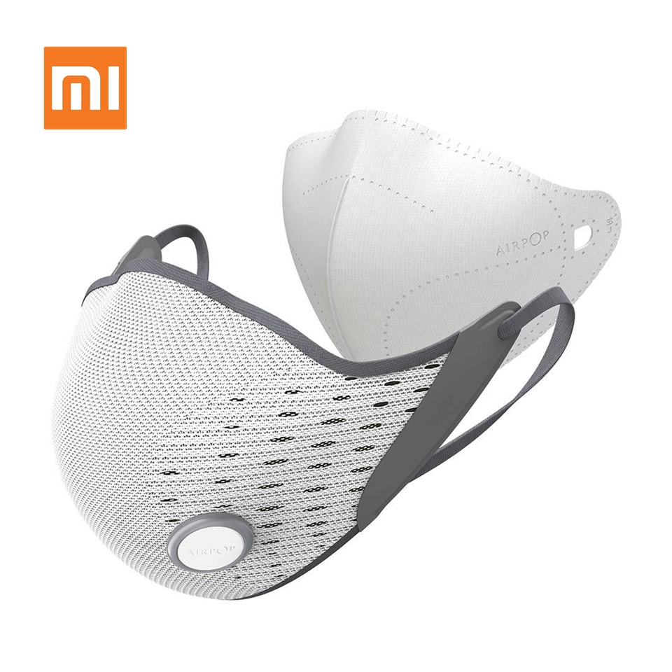 Xiaomi AirPOP Active Anti-Pollution Mask Anti-fog Masks Haze Scooter Motorcycle Cycling Face Mask Filtration Protective Mask