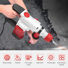 New Industrial High Power Percussion Drill Electric Screwdriver Mini Wireless Power Driver Household Corded Electric Drill