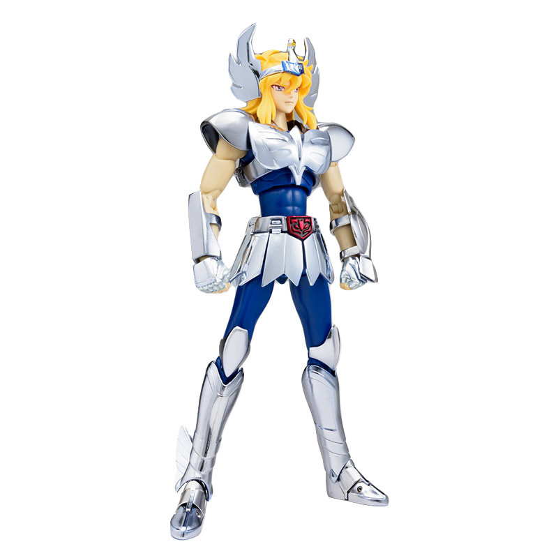 Nouvelle étoile rouge modèle GT EXST EX Bronze Pegasus seiya v1 Hyoga Cygnus Dragon Shiryu casquette de sécurité casque métal armure figurine