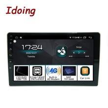 """Idoing 9 """"4G + 64G 2,5 D Auto Android Radio Player Für Peugeot 307 307CC 307SW 2002 2013 kopf Einheit Stecker Und Spielen DSP GPS Navigation"""