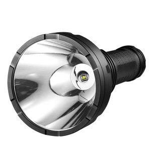 Image 4 - LUMINTOP BLF GT90 Super miotacz latarka SBT90.2 5700K LED 7000 lumenów wiązka rzut 2720 metr reflektor Outdoor Sports latarka