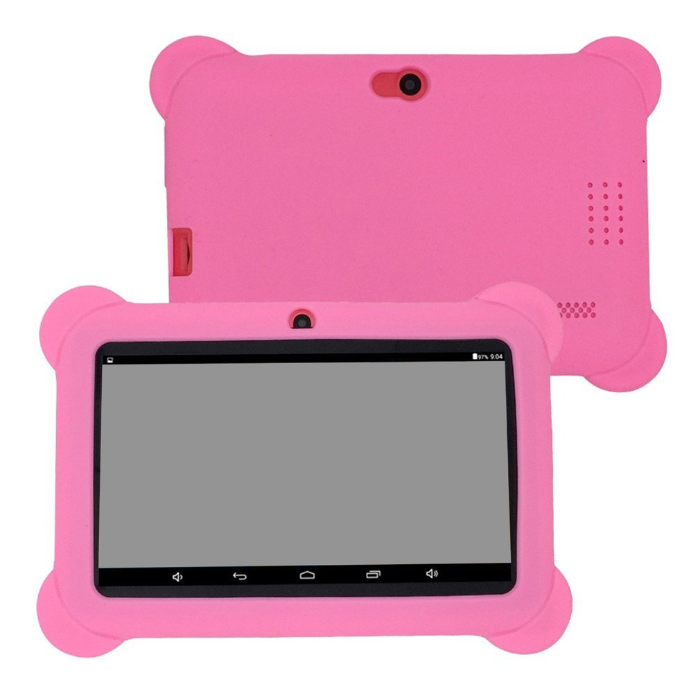 7 Inch Student Children Learning Tablet Children's Tablet Computer Educational Machine WIFI Tablet Gift 1+8G