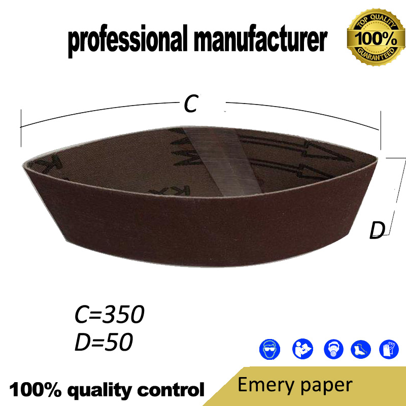 350mm Sand Paper Tablet For Wood Stone Steel Polishing At Good Price And Fast Delivery To Any Where And The Grit 40-800