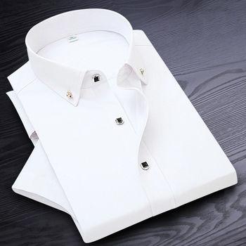 High Quality Men Dress Shirt  1