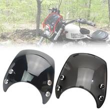 XL 883 Windscreen Windshield Aluminum 39mm 41mm For Harley Sportster XL 883 1200 Models 2004 2005 2006 2007 2008 2019 Motorcycle