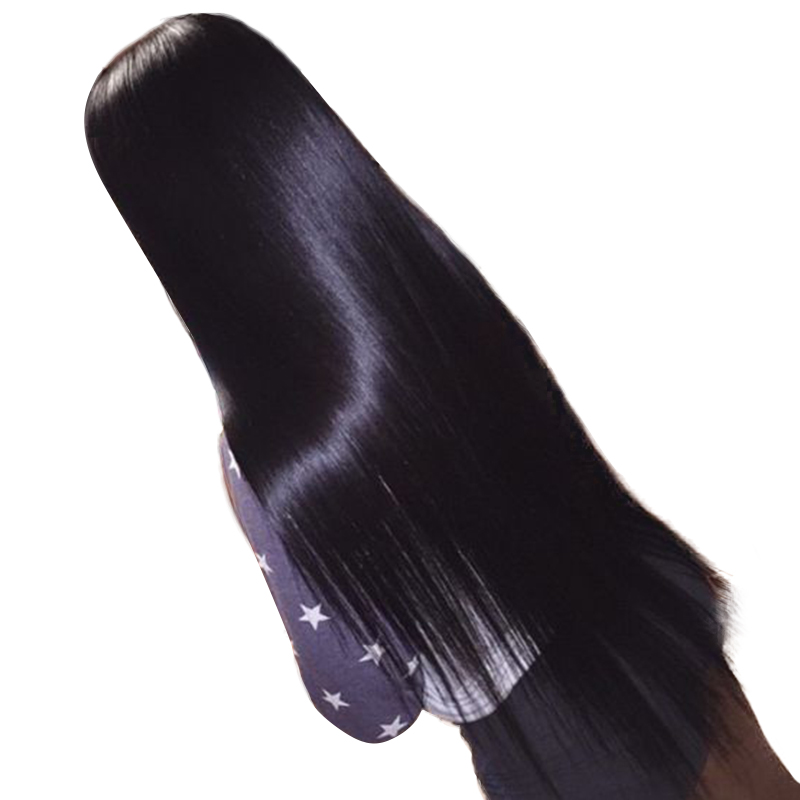 Full Lace Wigs For Women Straight Glueless Full Lace Human Hair Wigs 250 Density Transparent Fake Scalp Brazilian Lace Wig Remy