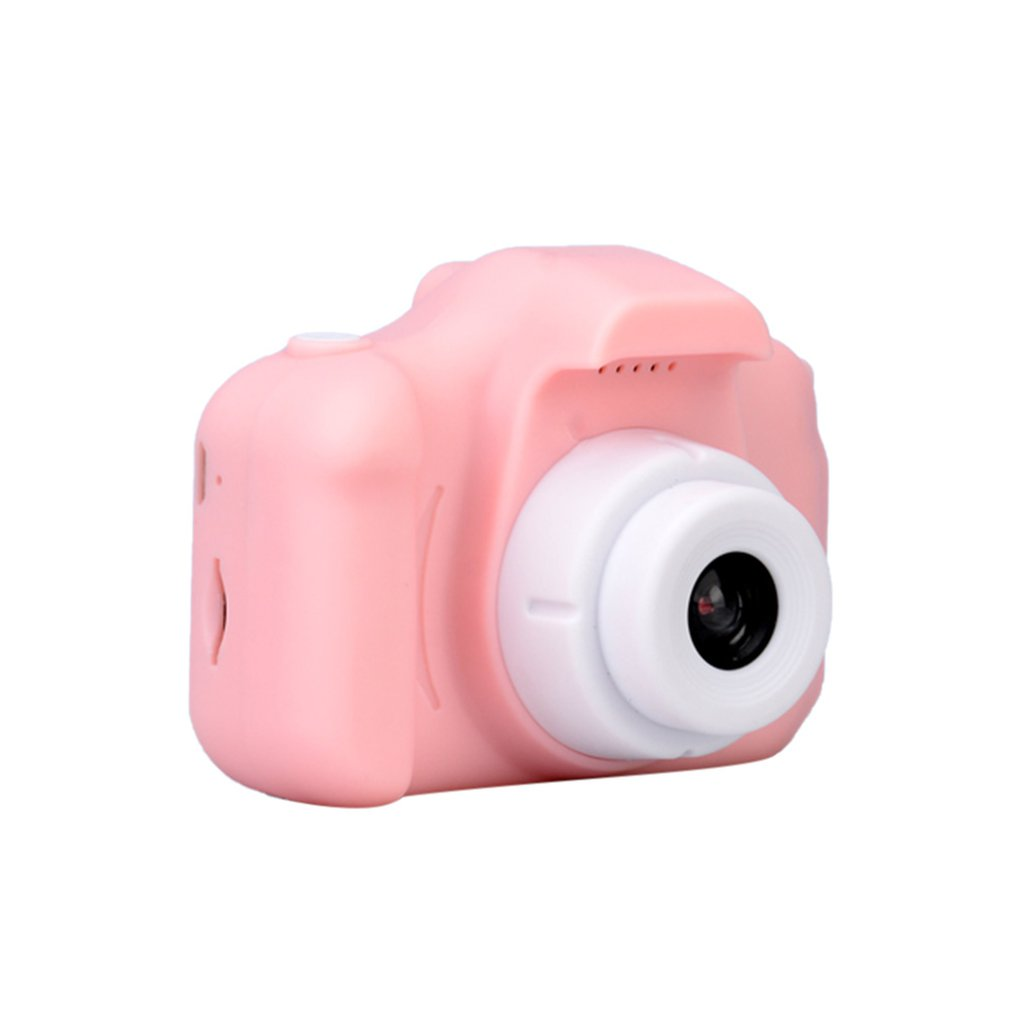 Kids Camera Toys Baby Cool Digital Photo Camera Children Educational Toy 12 Languages 32G Supported Birthday Gifts