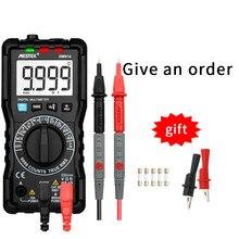 MESTEK DM91S mini multimeter digital multimeter 9999 counts professional probe tester meter multimeters multi meter multit
