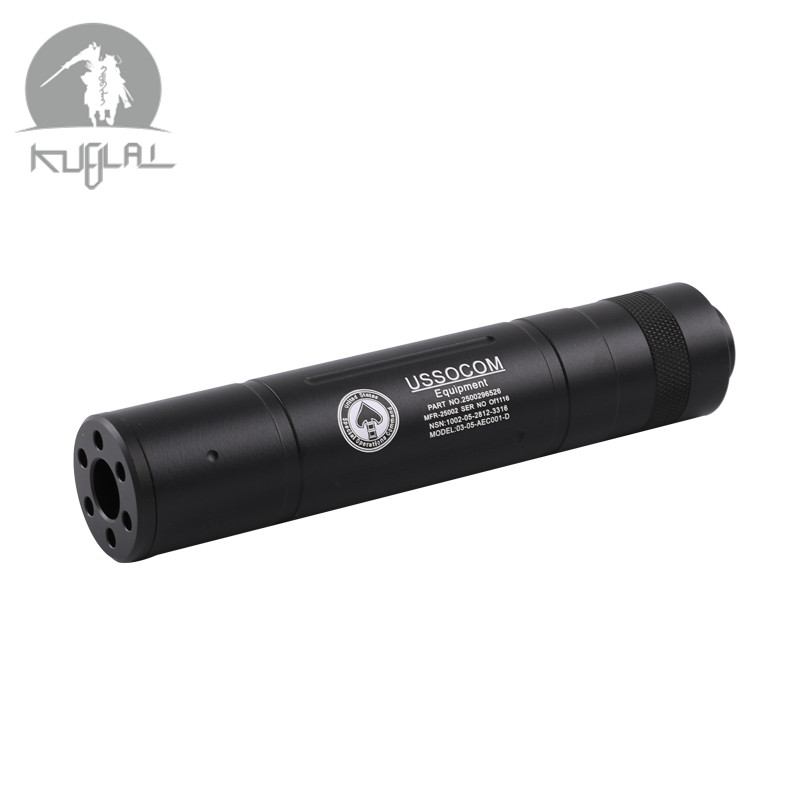 Notch Surface 2019 Outdoor Airsoft For AEG Front Tube Toy Gun Fits Gel Blaster