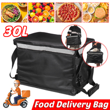 Cooler-Bag Ice-Pack Food-Delivery Insulated Container Refrigerator-Bag Pizza-Bag Lunch